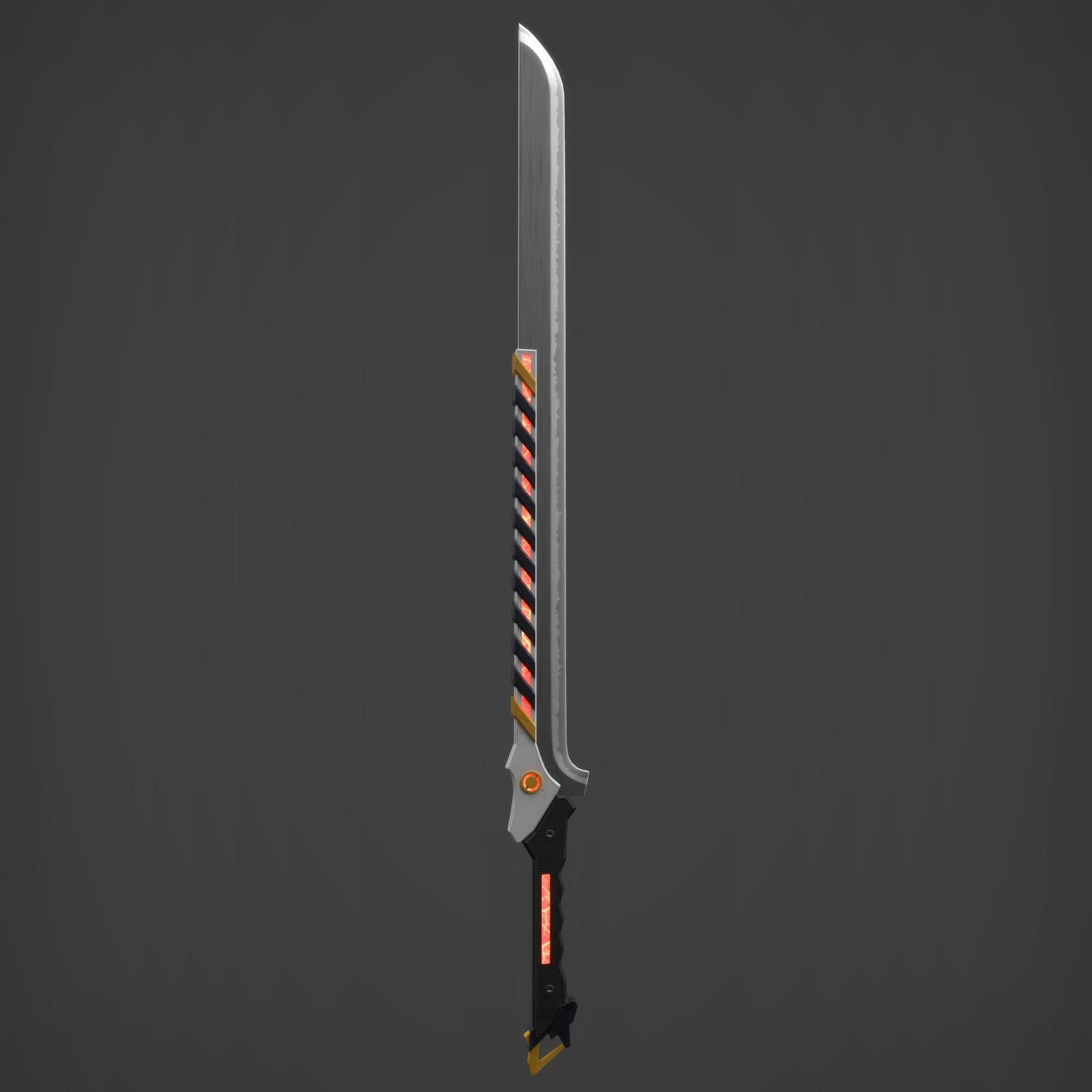 Robo Recall Sword 1.0