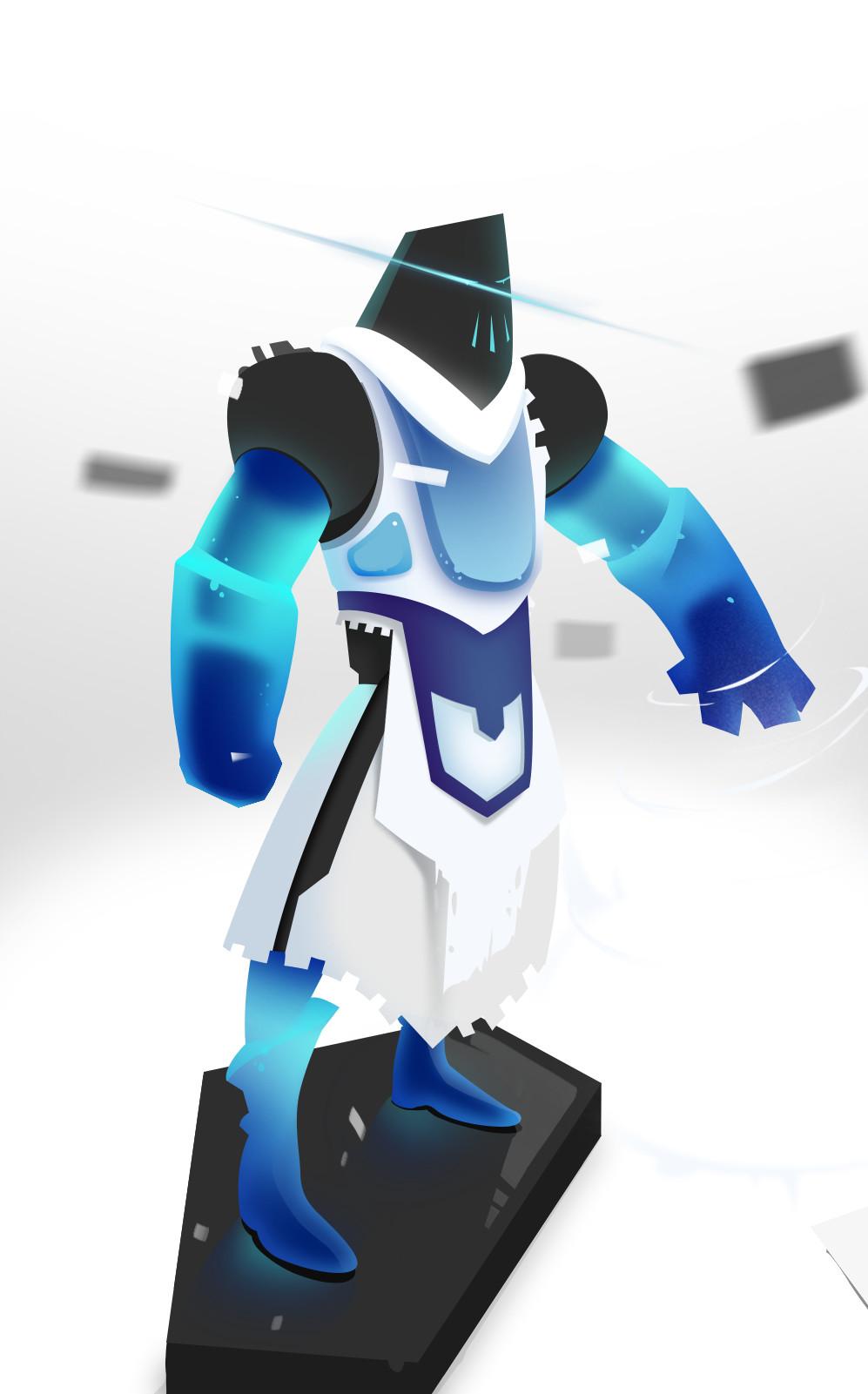 abdullah seymen ice robot