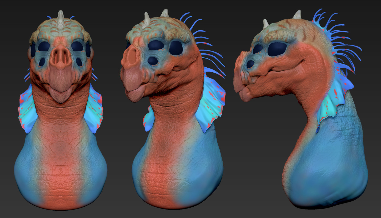 Zbrush Polypaint