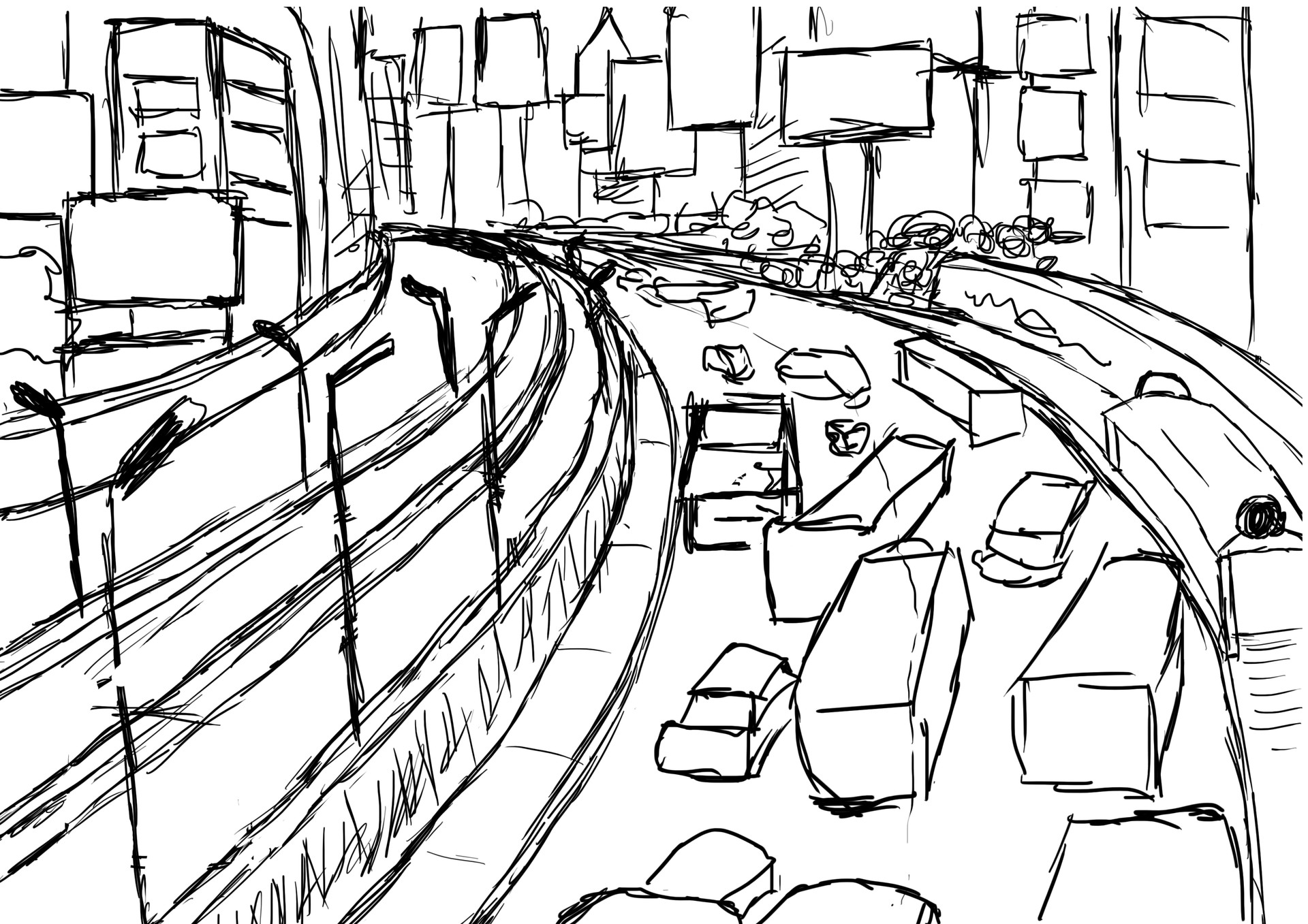 Luxury Traffic Safety Drawing Pictures - Wiring Standart ...