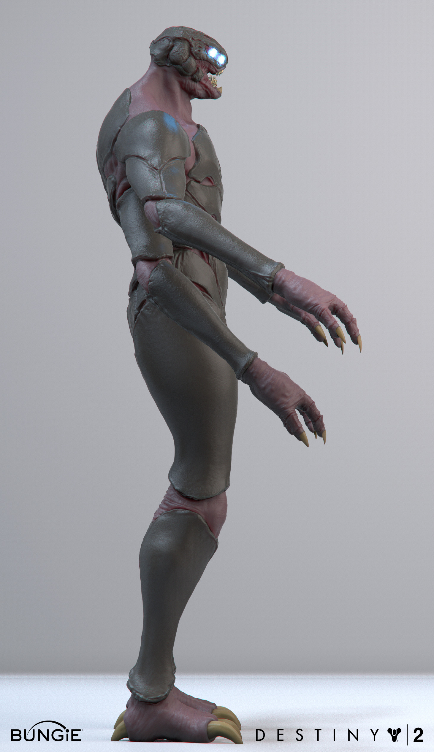 ArtStation - Destiny 2 Fallen Body, Roderick Weise