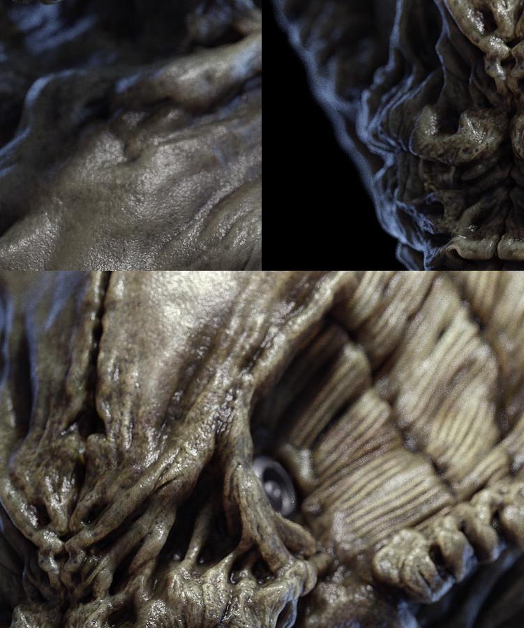 Luis ramos alien 2