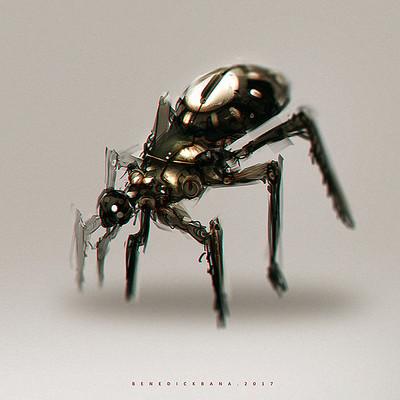 Benedick bana spideroid by benedickbana dbnoh3y