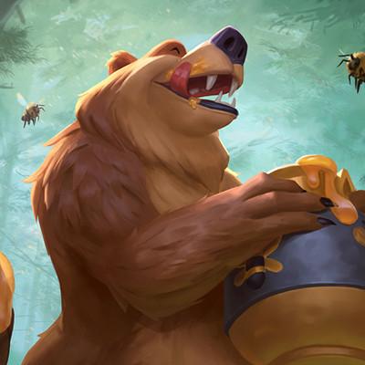 Devin platts bacchus honeybear promo