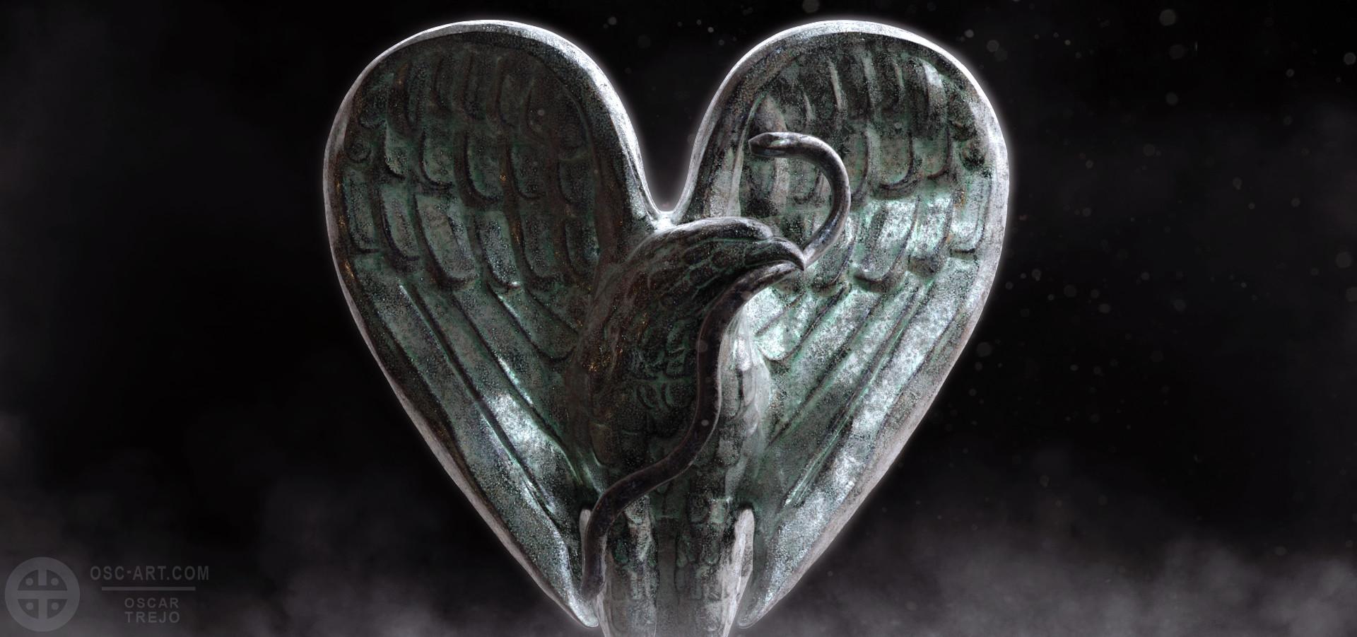 Oscar trejo eagle2
