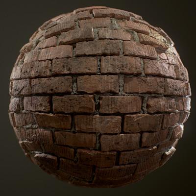 David garrett brick