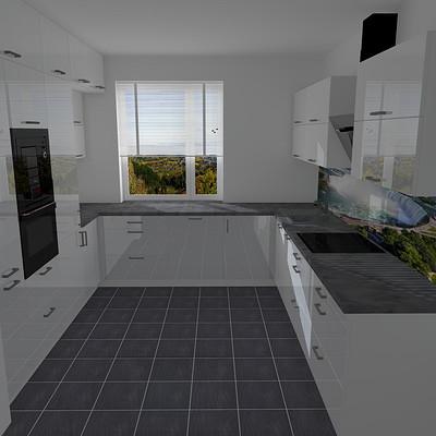 Damian sobczyk modern kitchen 2 1
