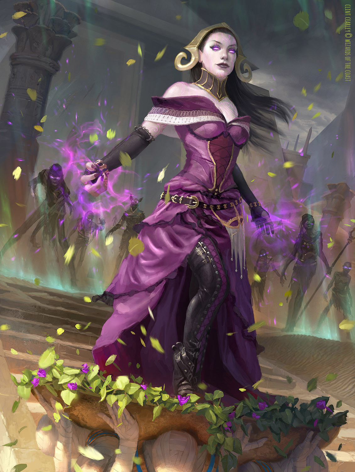 Liliana Death Wielder - MTG