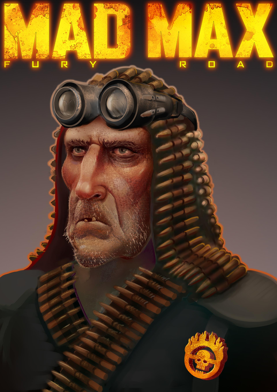 Anton Serov Mad Max Bullet Farmer