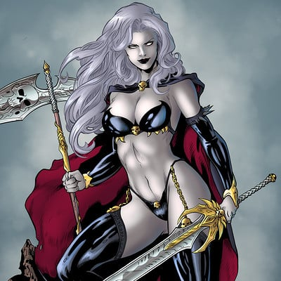 Matt james lady death by snakebitartstudio dbo9t0l