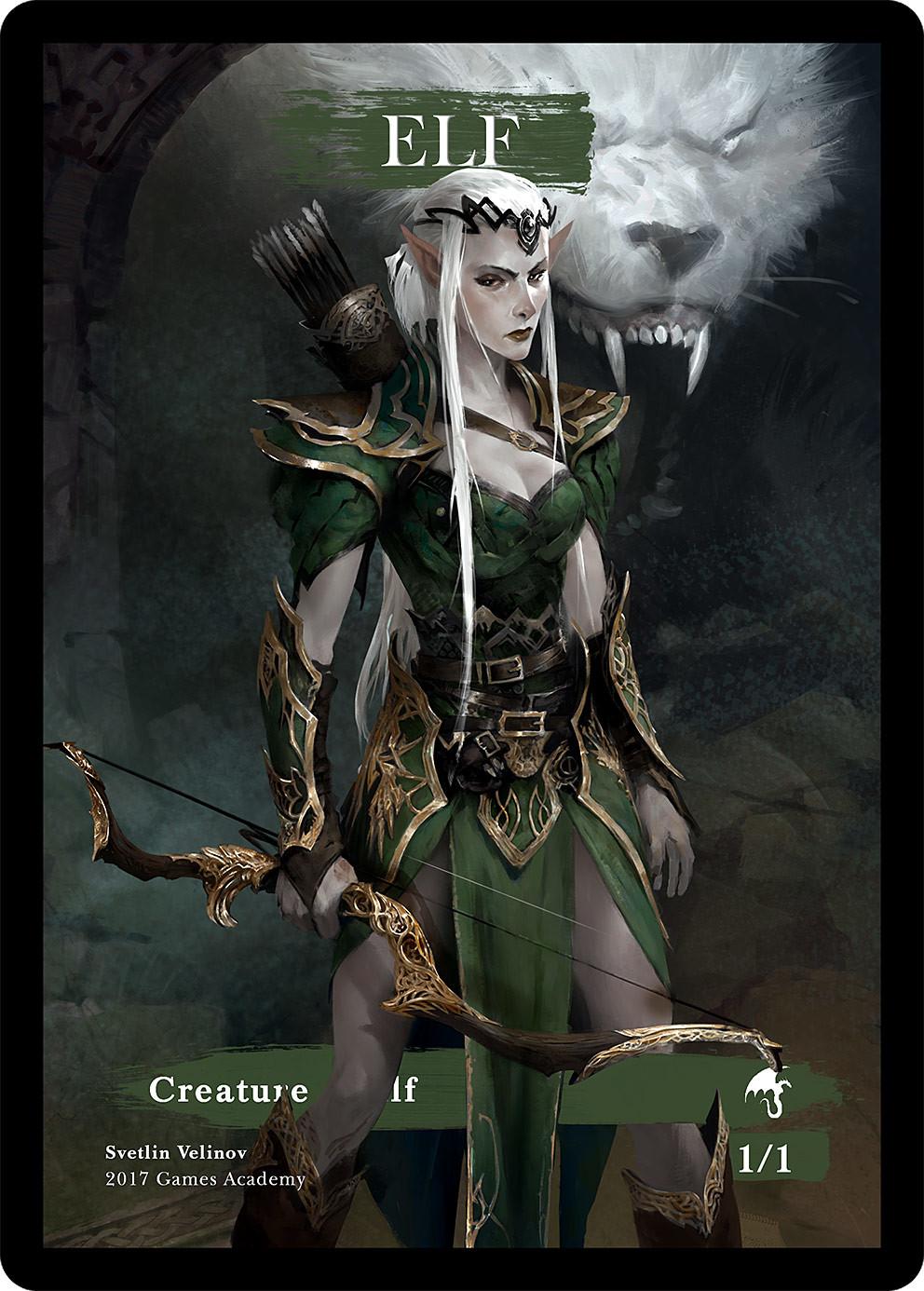 Svetlin velinov elf