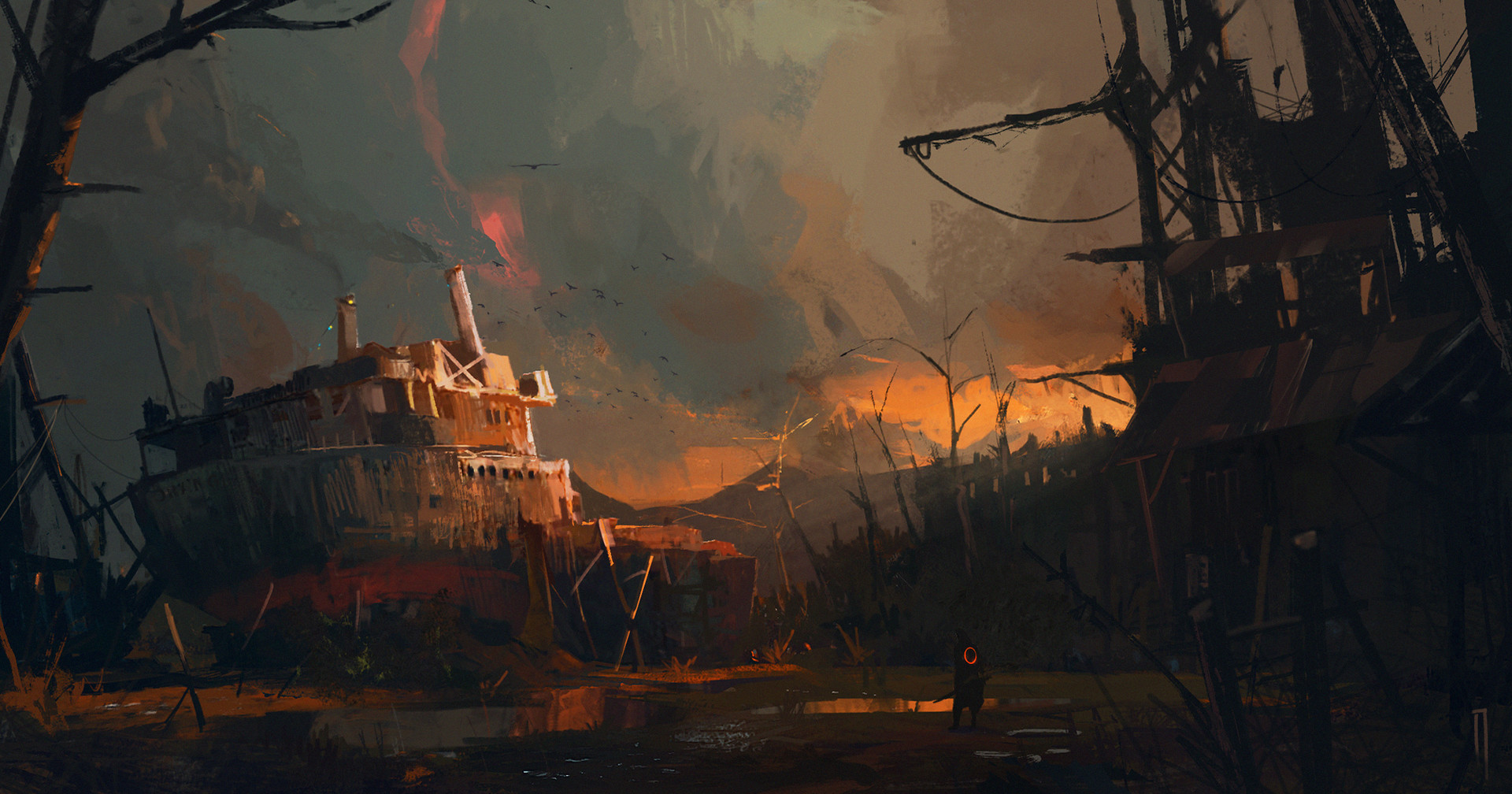 Ismail inceoglu red ashes