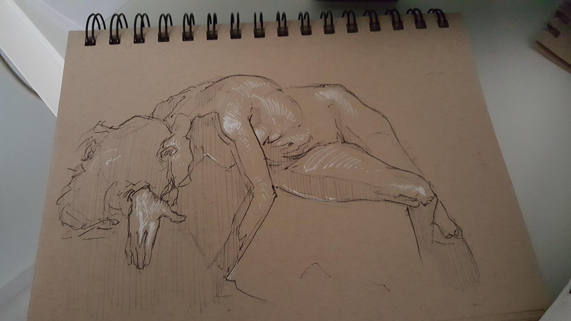 figure sketch #2