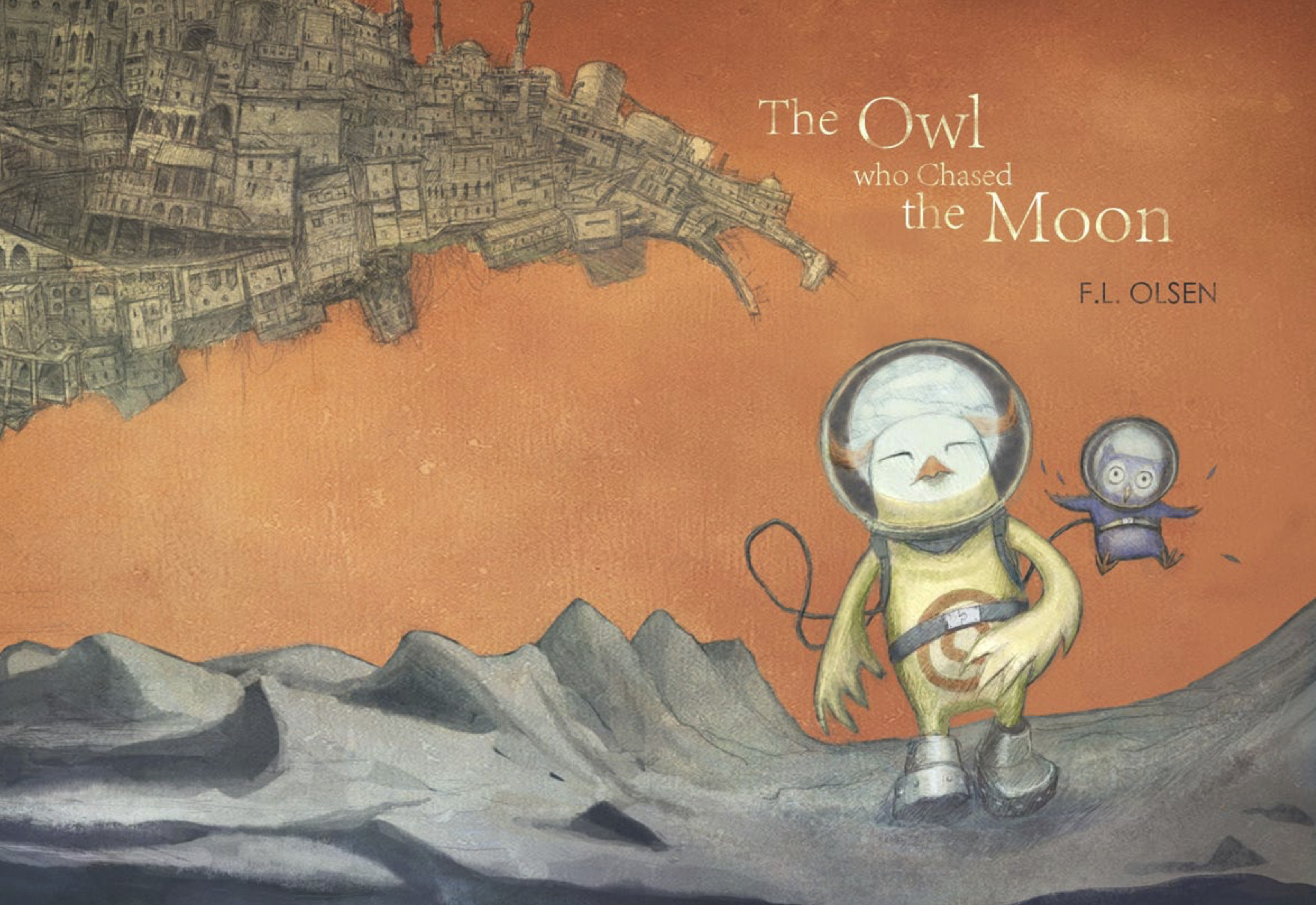 Frits olsen dlo moon