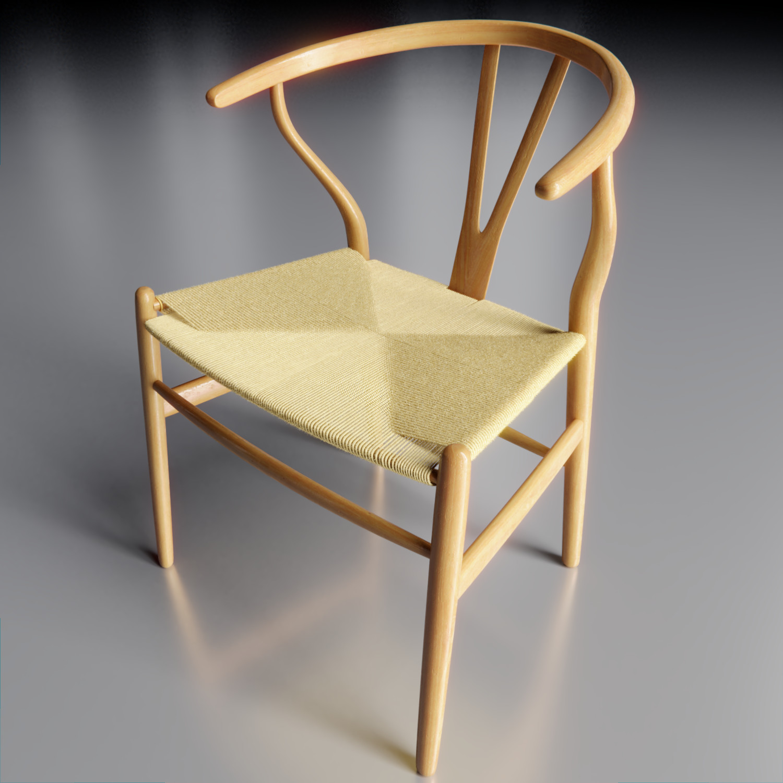 Joni mercado wishbone chair