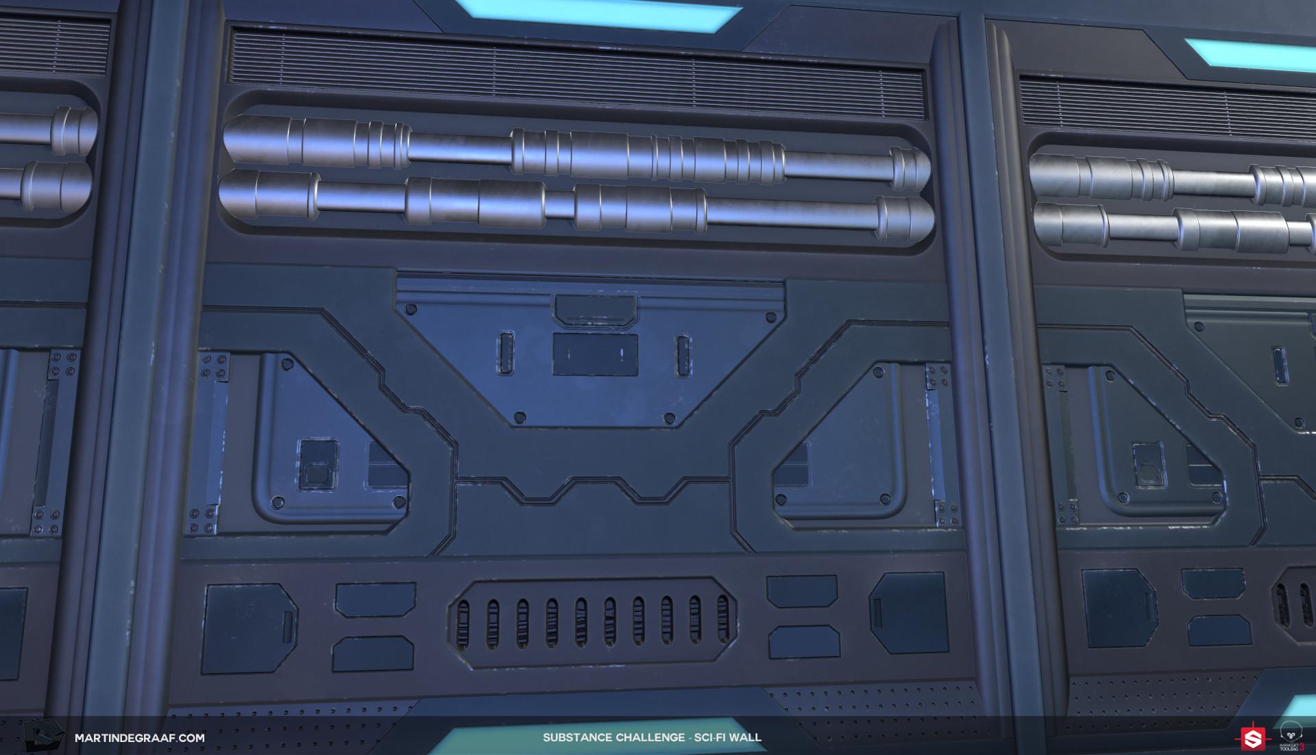 Martin de graaf substance challenge sci fi wall substance plane martin de graaf 2017