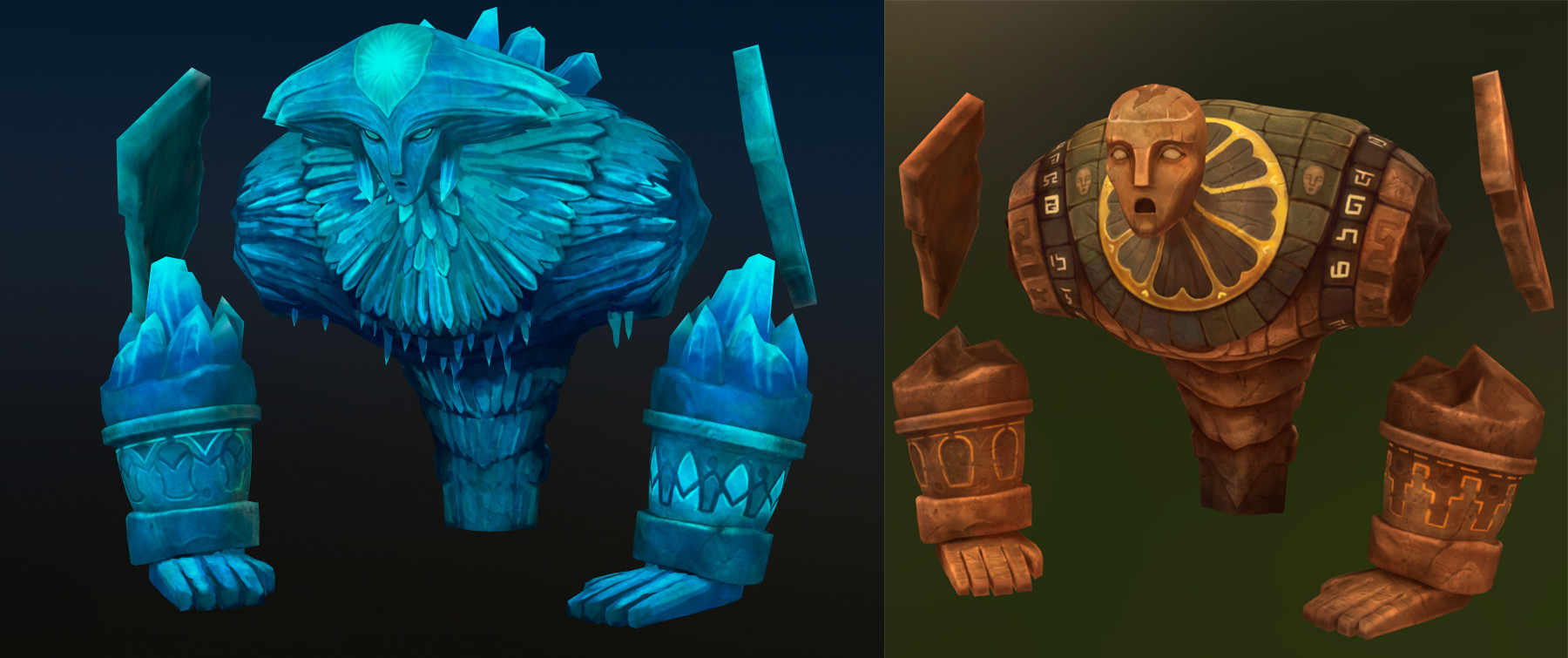In-game asset for the