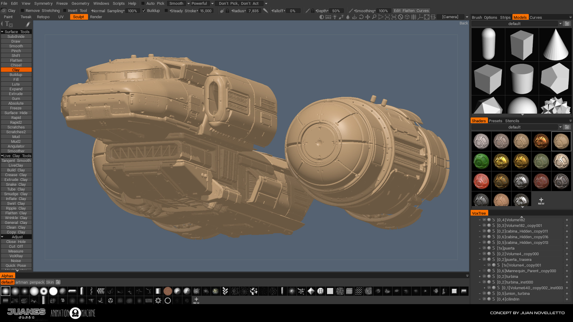 3D-Coat screengrab