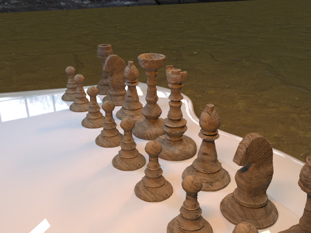 Jarrod hahn chess pieces 3