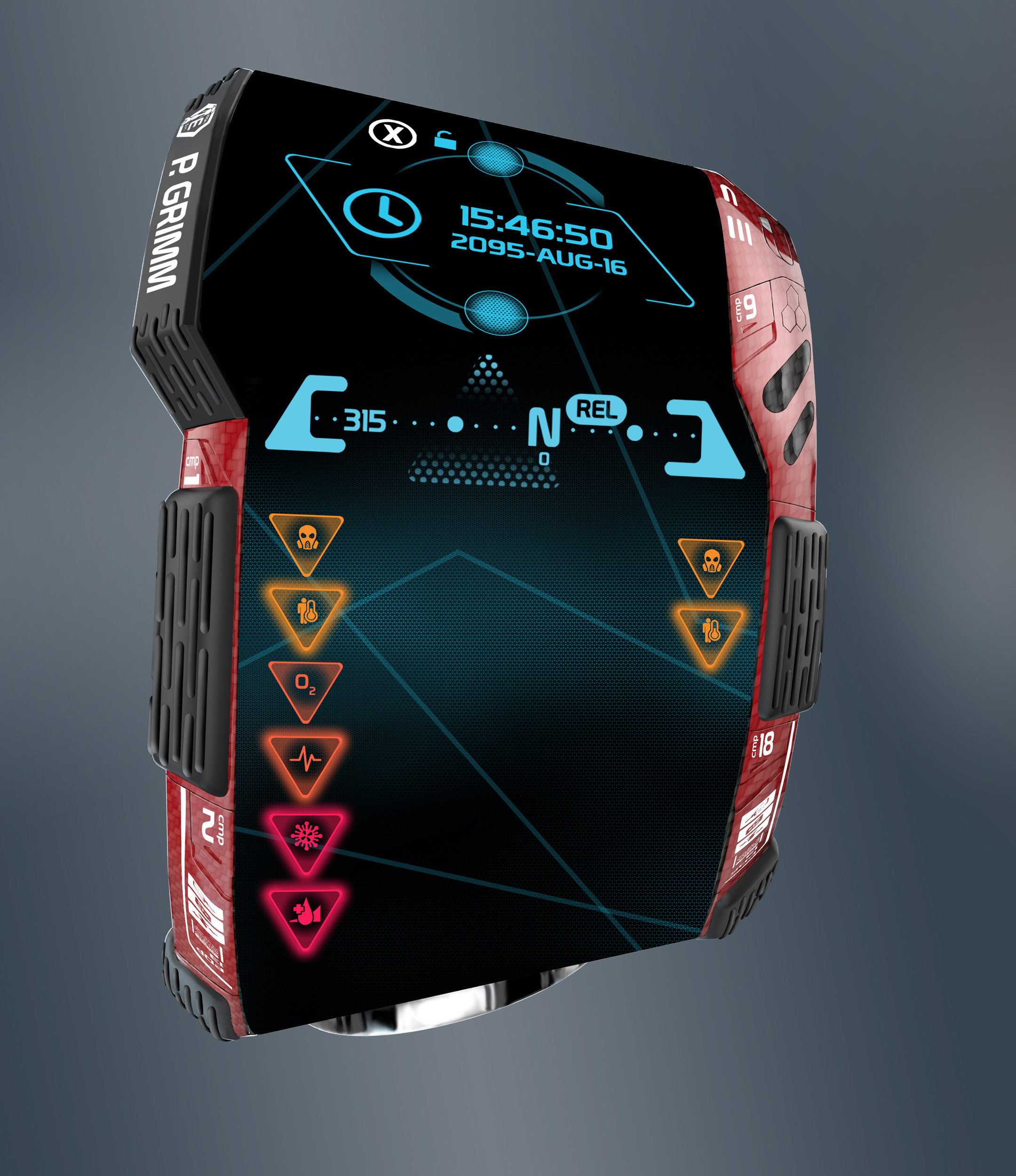 Grimm Odds - EPI Cuff UI - Notification Icons