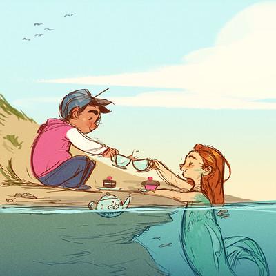 Anna daviscourt fishies sm