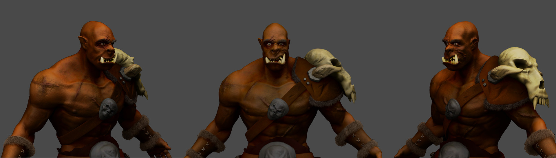 Mitchell sisson orc side upclose render