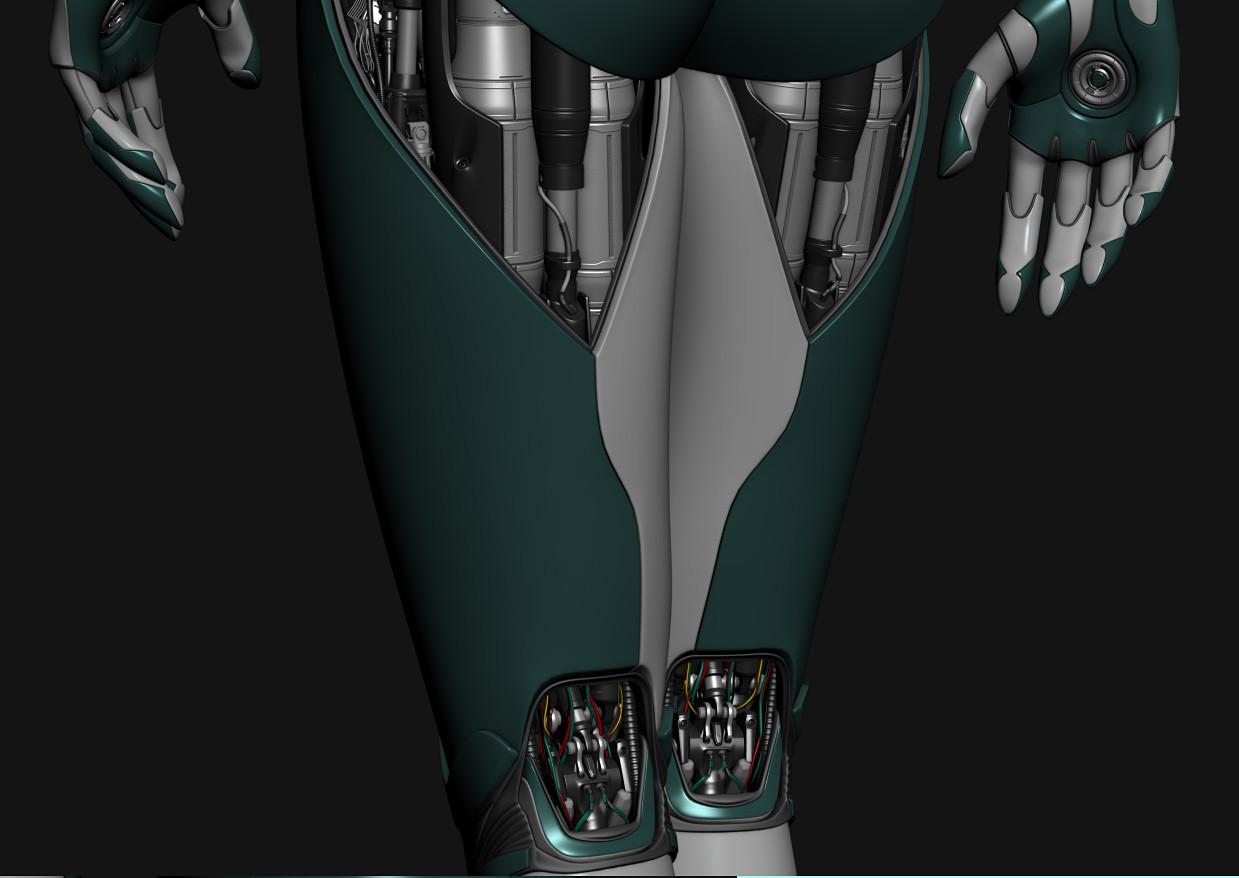 David letondor robotskin david letondor v6
