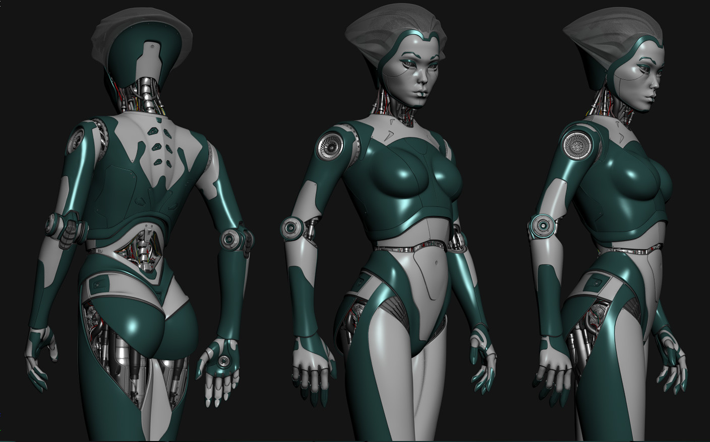 My concept of the Robotskin