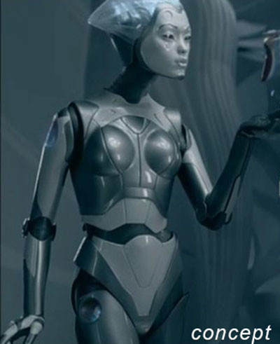 David letondor robotskin concept