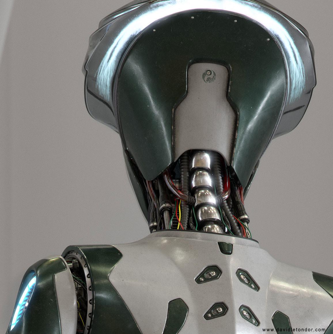 David letondor robotskin david letondor v20