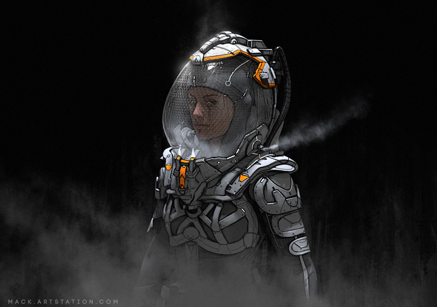 Mack sztaba space suit 9 26 2017