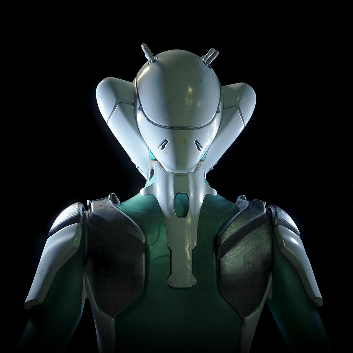 Arthur gurin 4 mantis back