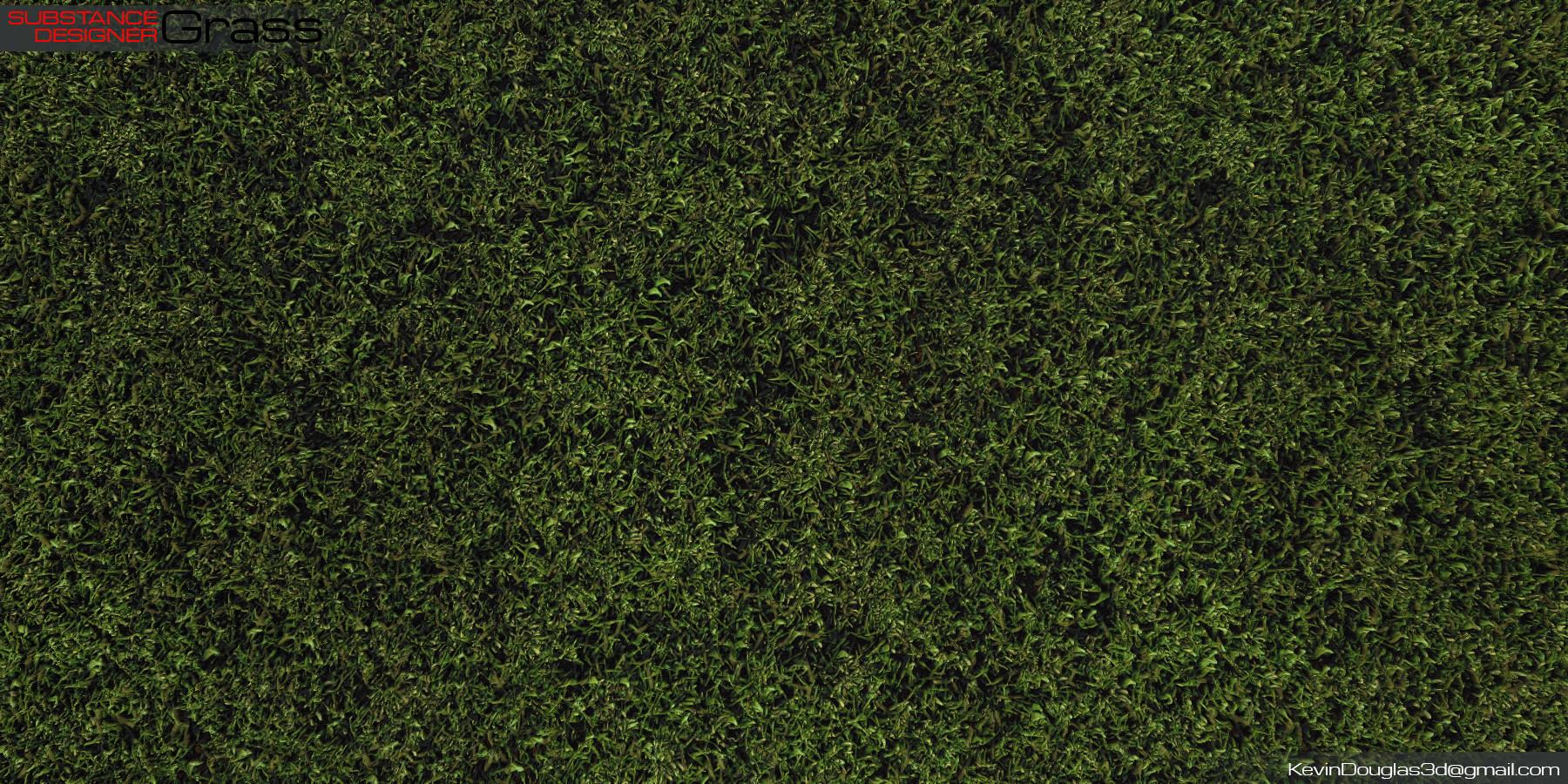 Kevin douglas grass beauty vplane