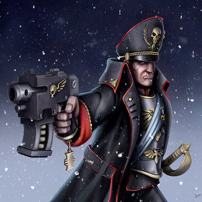 Tom parrish commissar