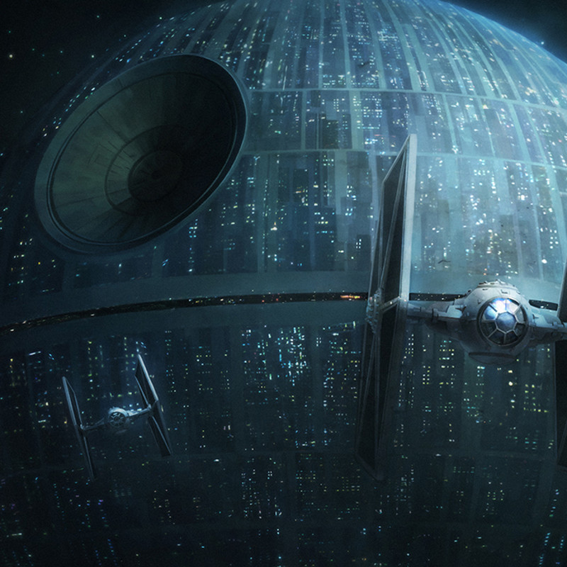 Guarding the Wing- Star Wars