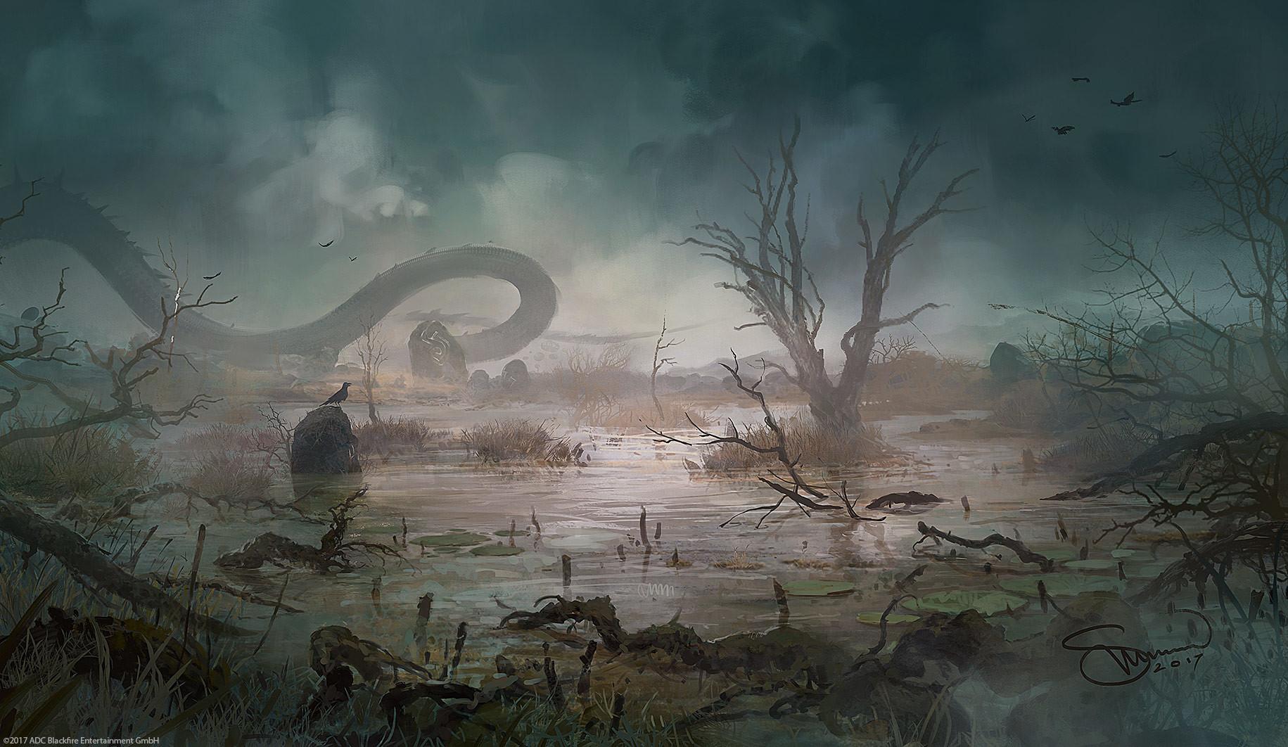 Svetlin velinov swamp