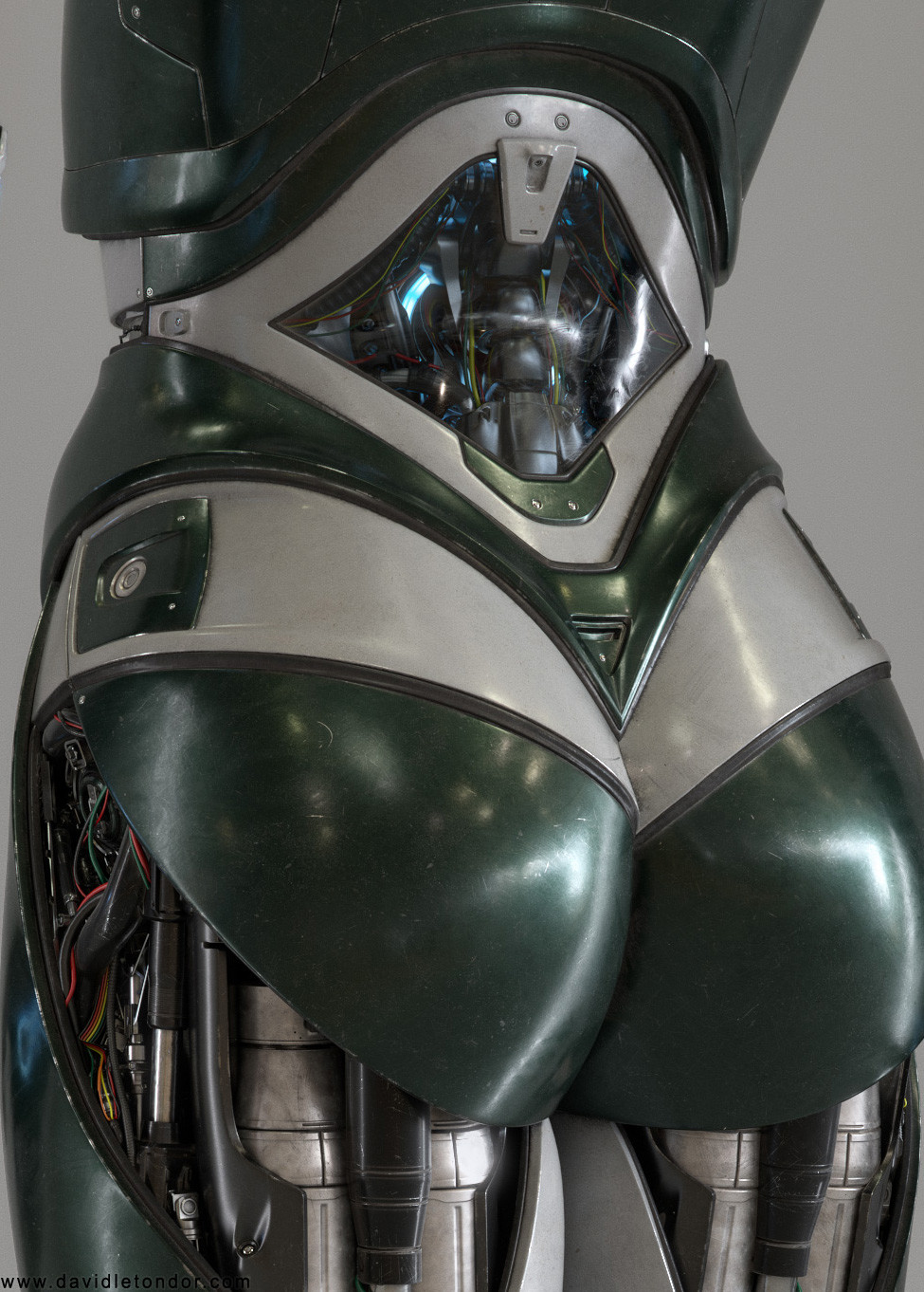 David letondor robotskin david letondor v22