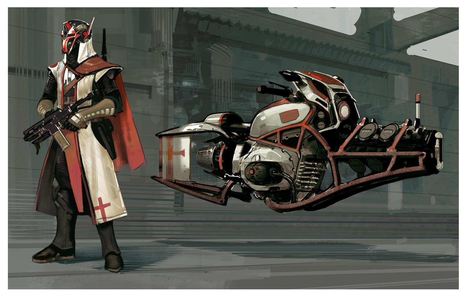 Templar Hunter