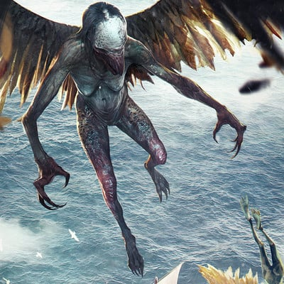 Bartlomiej gawel harpy