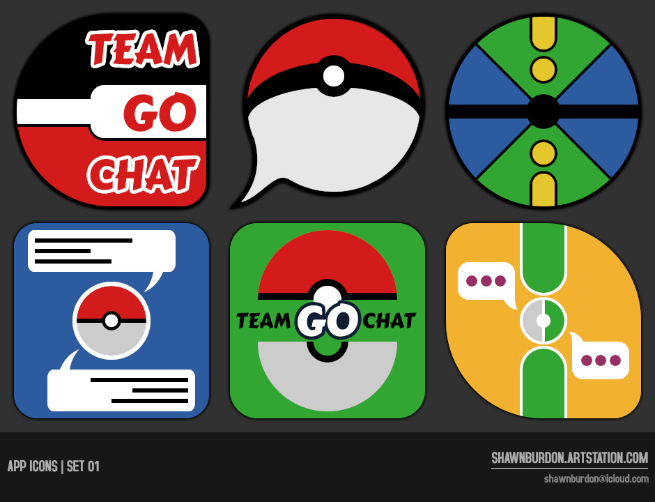 Shawn burdon shawn burdon teamchat appicon 01