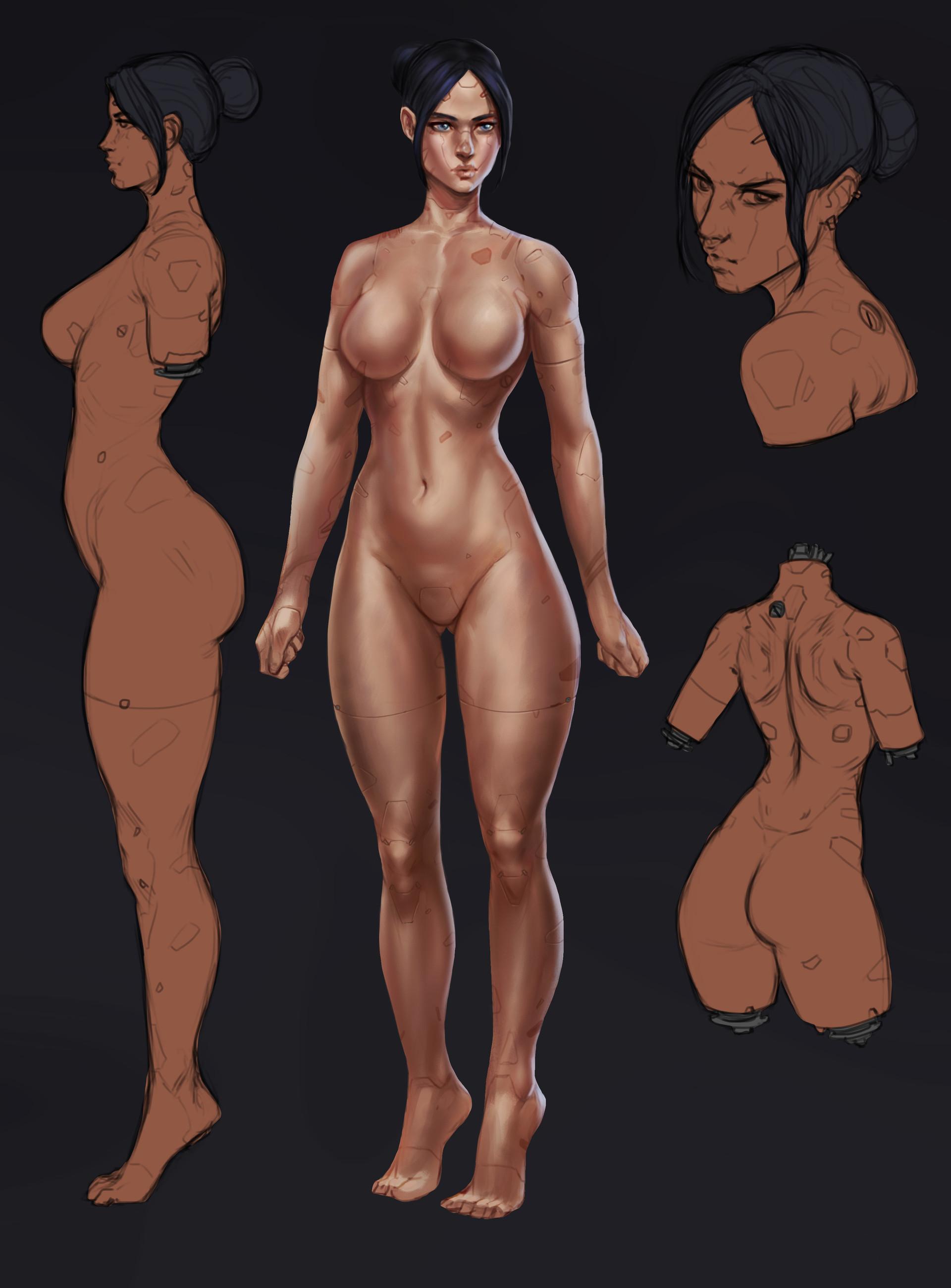 Salvador trakal sketch137a