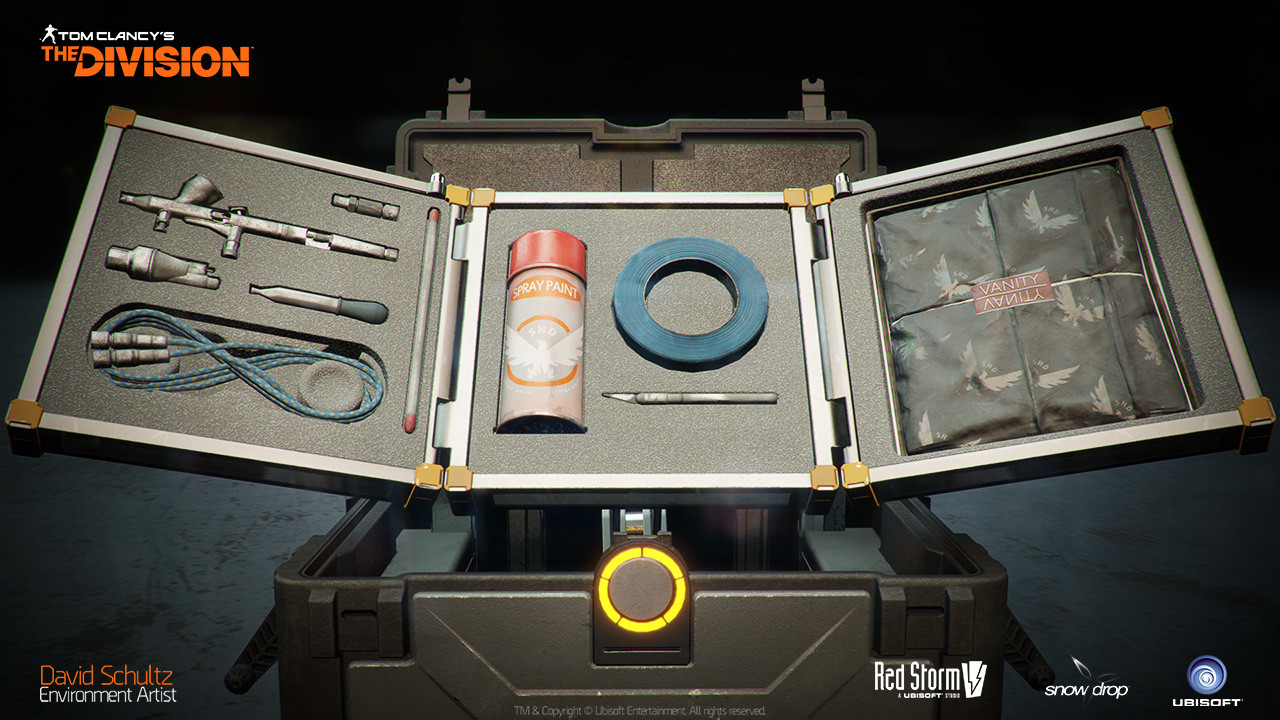 Encrypted Cache Loot 01