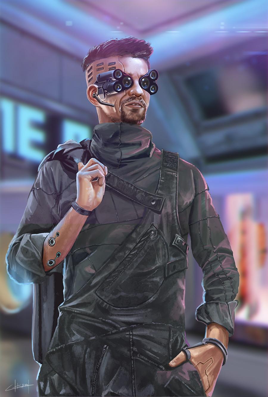 Carl holden 16 agent 01