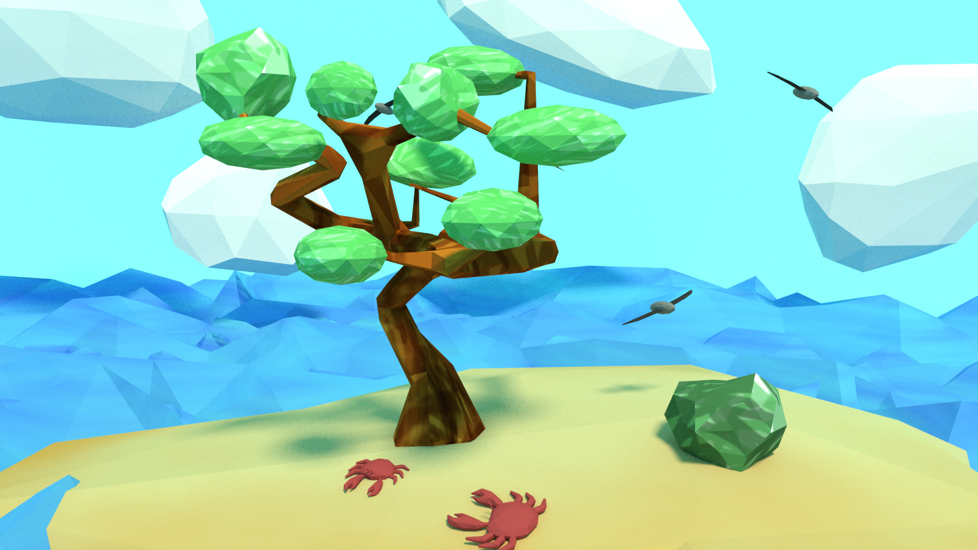 Stephen koehler crab island