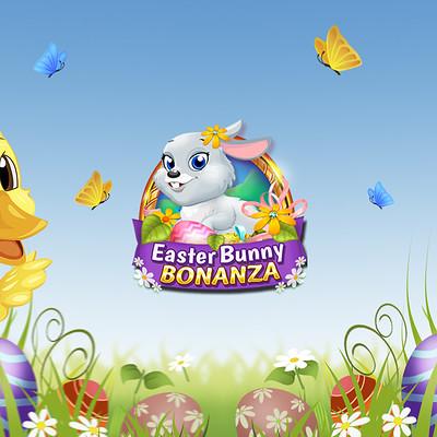 Combo 21 team easter bunny bonanza 1