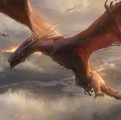 Gary inloes dragon fire