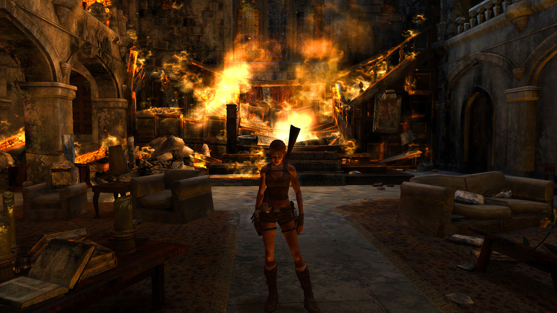 Tomb Raider: Underworld (Crystal Dynamics)