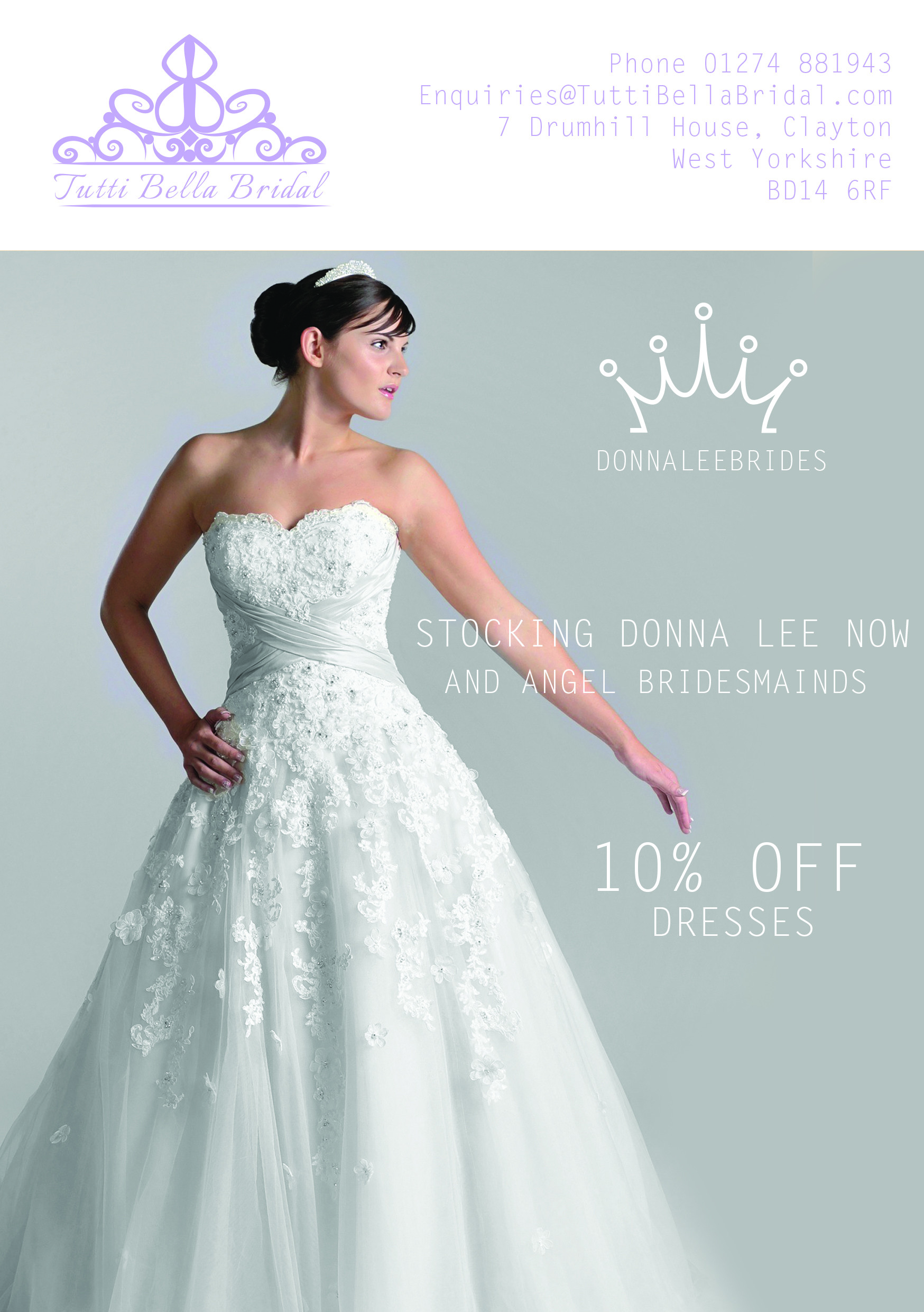Dorable Wedding Dress Shops In West Yorkshire Picture Collection ...