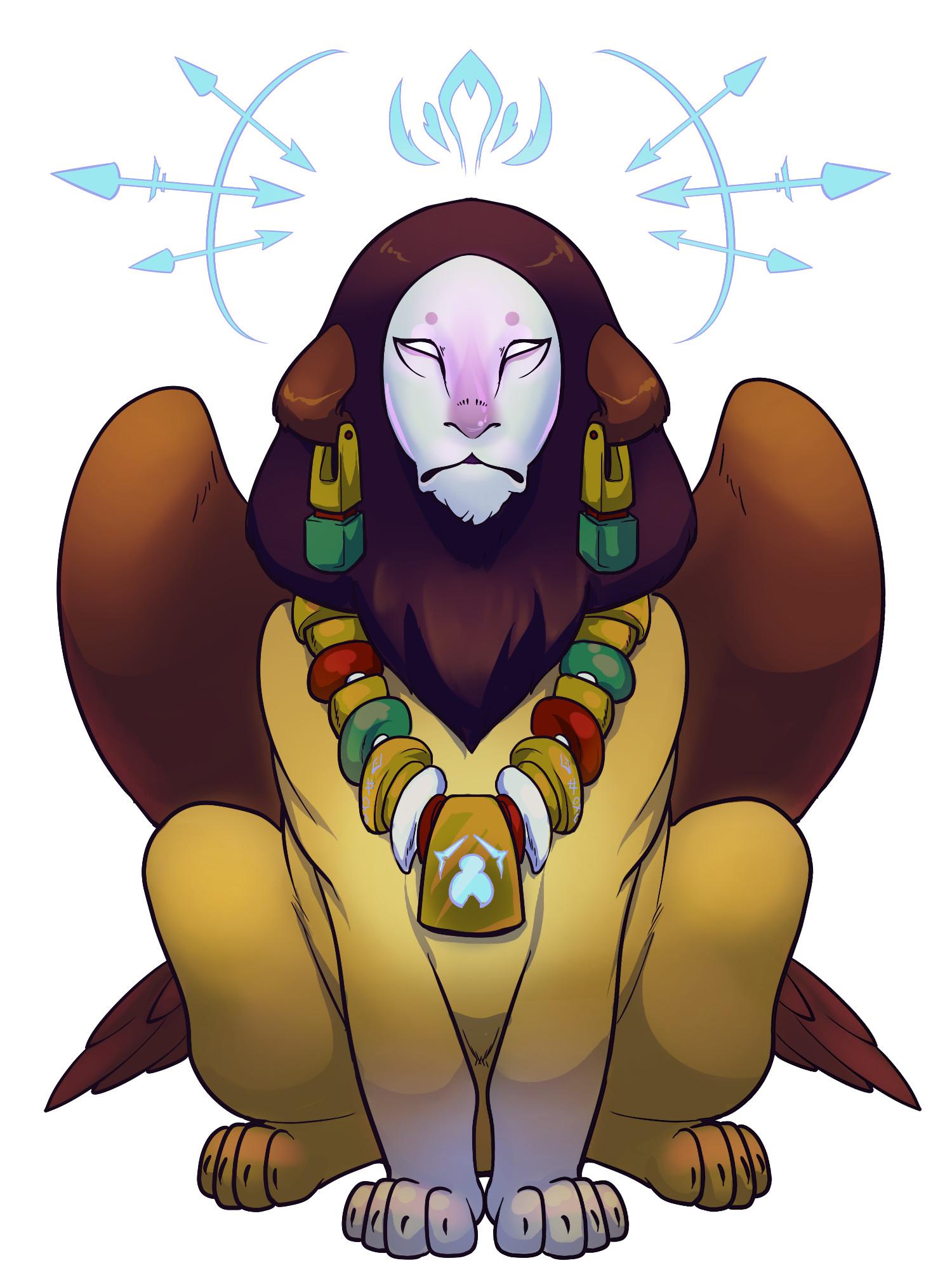 Crista megee sphinx t