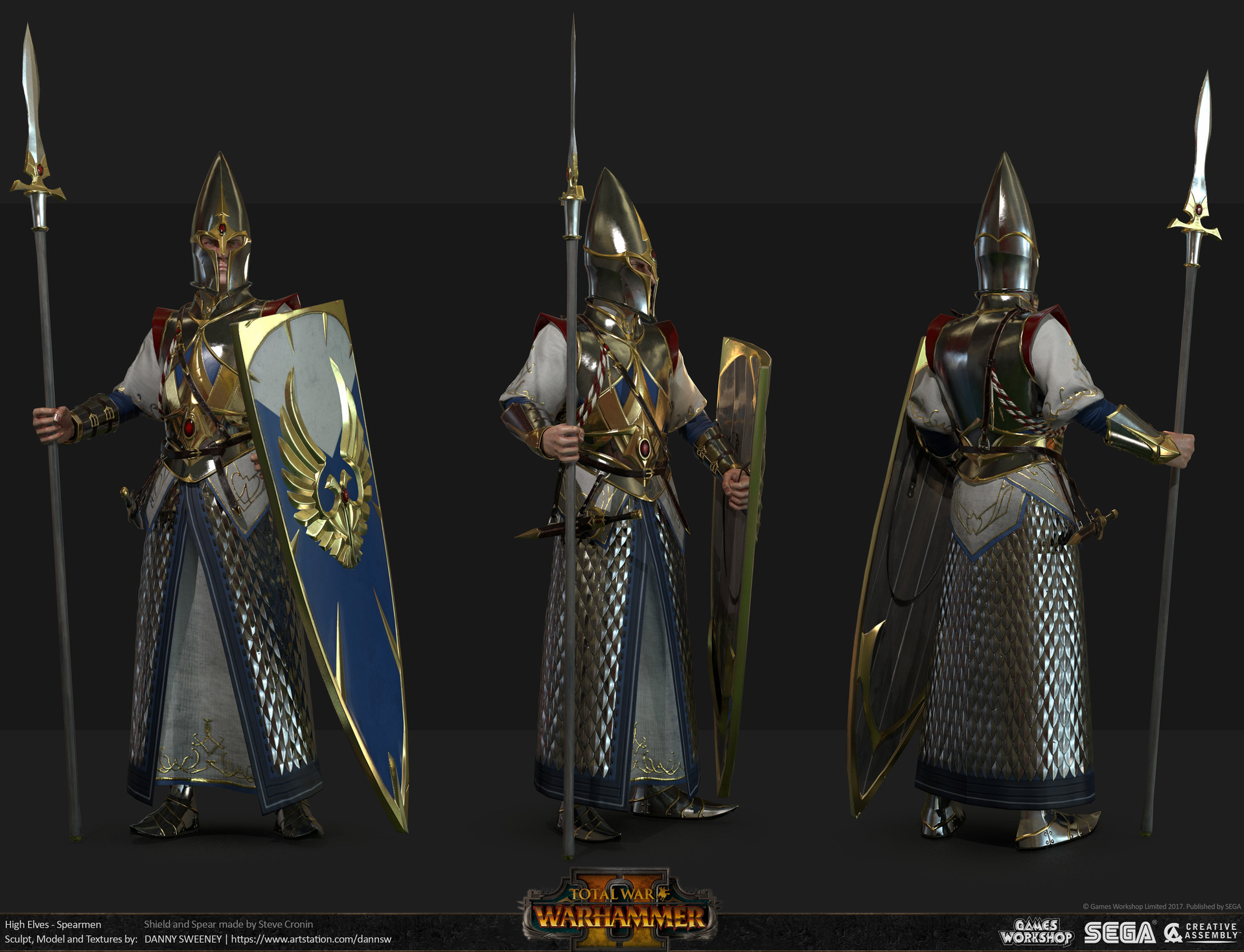 warhammer total war high elves